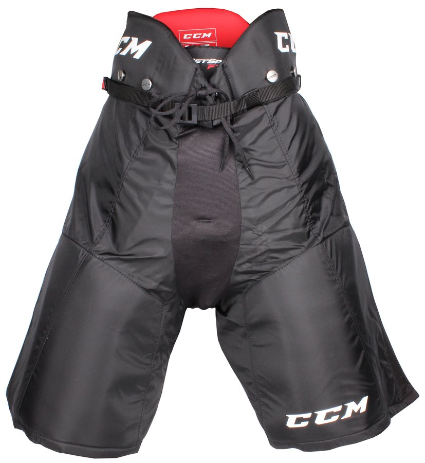 Černé dětské hokejové kalhoty CCM - velikost M