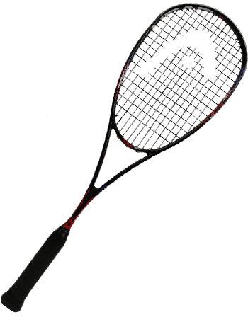 Raketa na squash Graphene Touch Radical 135, Head