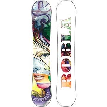 Snowboard bez vázání ROBLA - délka 147 cm