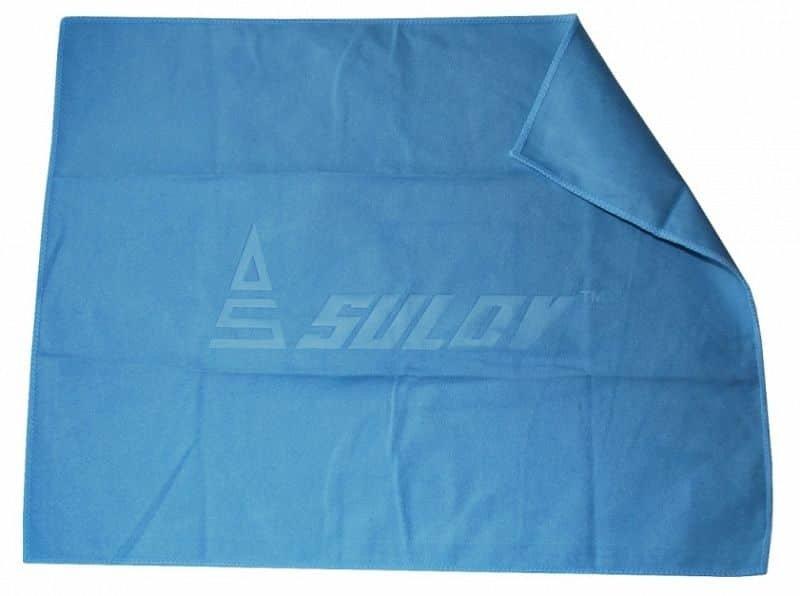 Ručník - Rychloschnoucí ručník SULOV Atacama 30x40cm modrý
