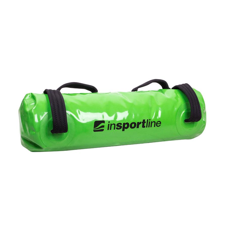 Zelený posilovací vak FitBag Aqua, Insportline - 28 kg