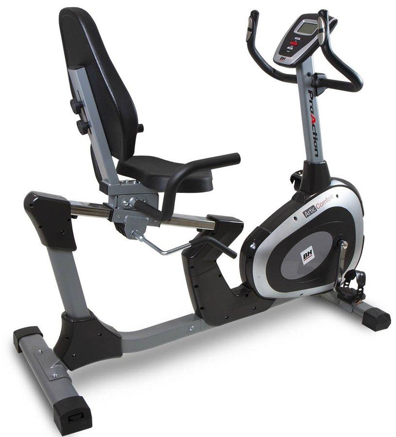 Posilovací recumbent ARTIC COMFORT, BH Fitness - nosnost 120 kg