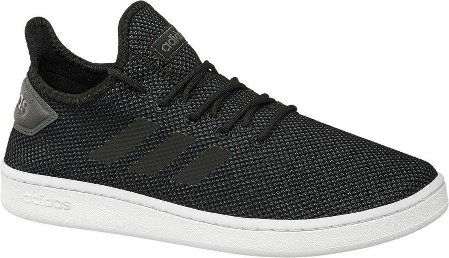 Černé pánské tenisky Adidas - velikost 40 2/3 EU