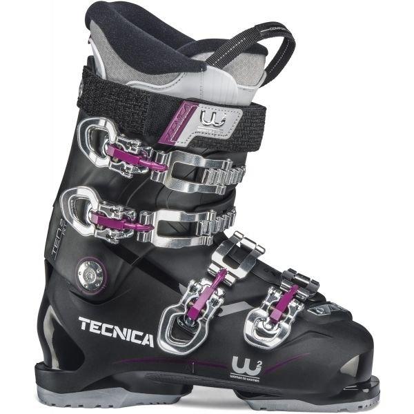 Černé dámské lyžařské boty Tecnica