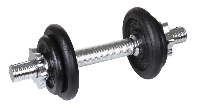 Nakládací činka - Merco činka nakládací 15 kg