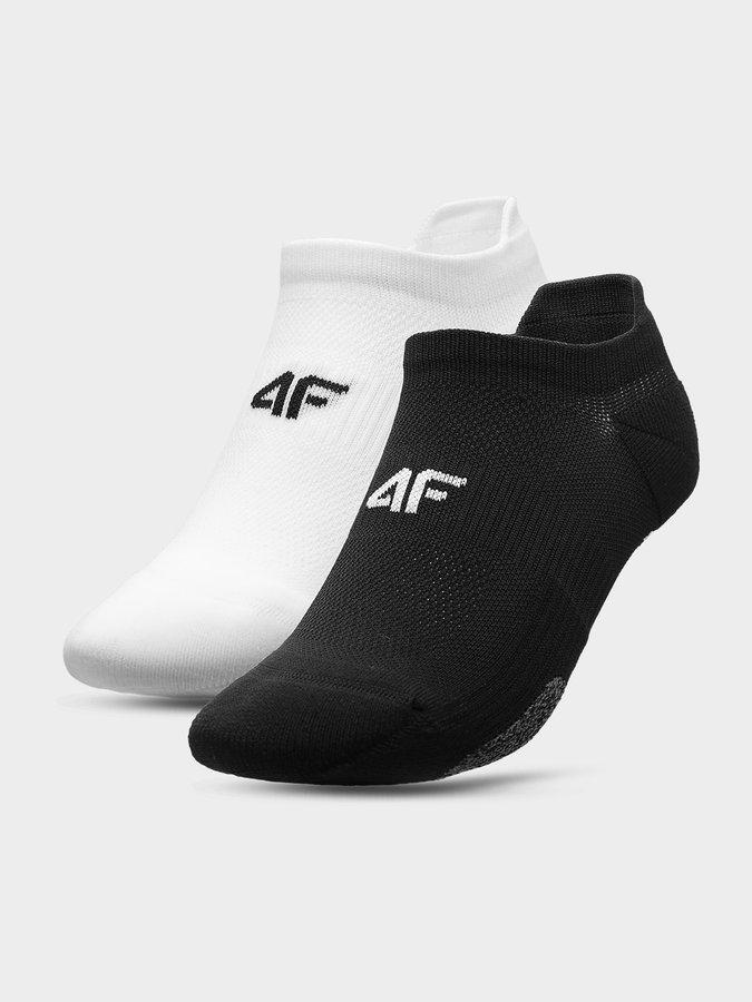 Kotníkové dámské běžecké ponožky 4F