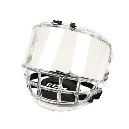 Plexi na hokejovou helmu - Plexi CCM Full Visor SR