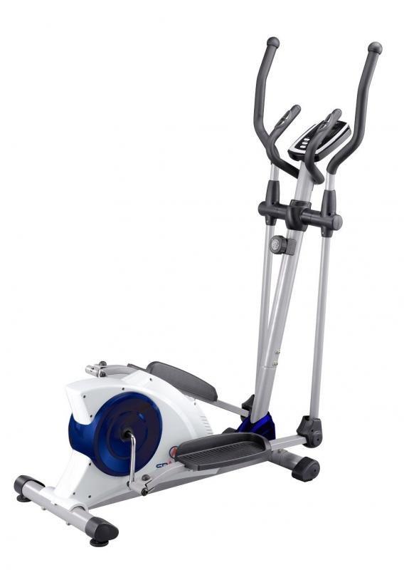 Magnetický eliptický trenažér Performance, Spartan - nosnost 120 kg