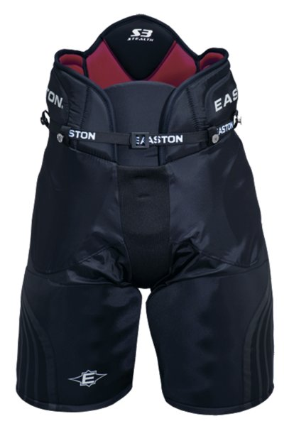 Černé hokejové kalhoty - senior Easton - velikost S
