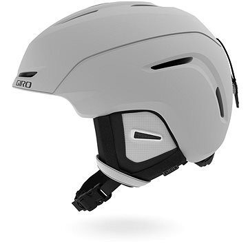 Šedá pánská lyžařská helma Giro - velikost 59-62,5 cm