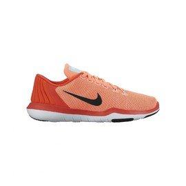Oranžové dětské fitness boty Nike