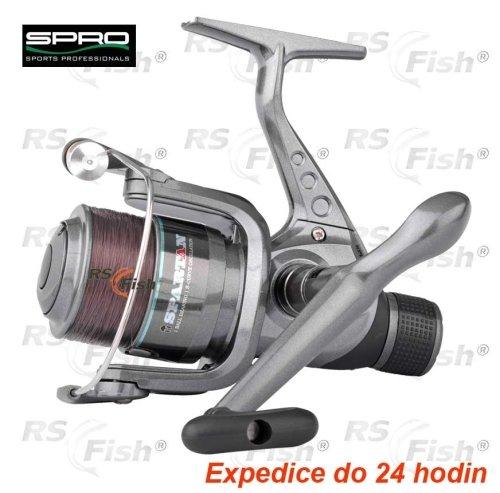 Rybářský naviják - SPRO® Naviják SPRO Spartan 5000 RD