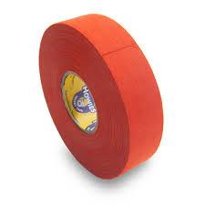 Oranžová hokejová omotávka Andover - délka 25 m