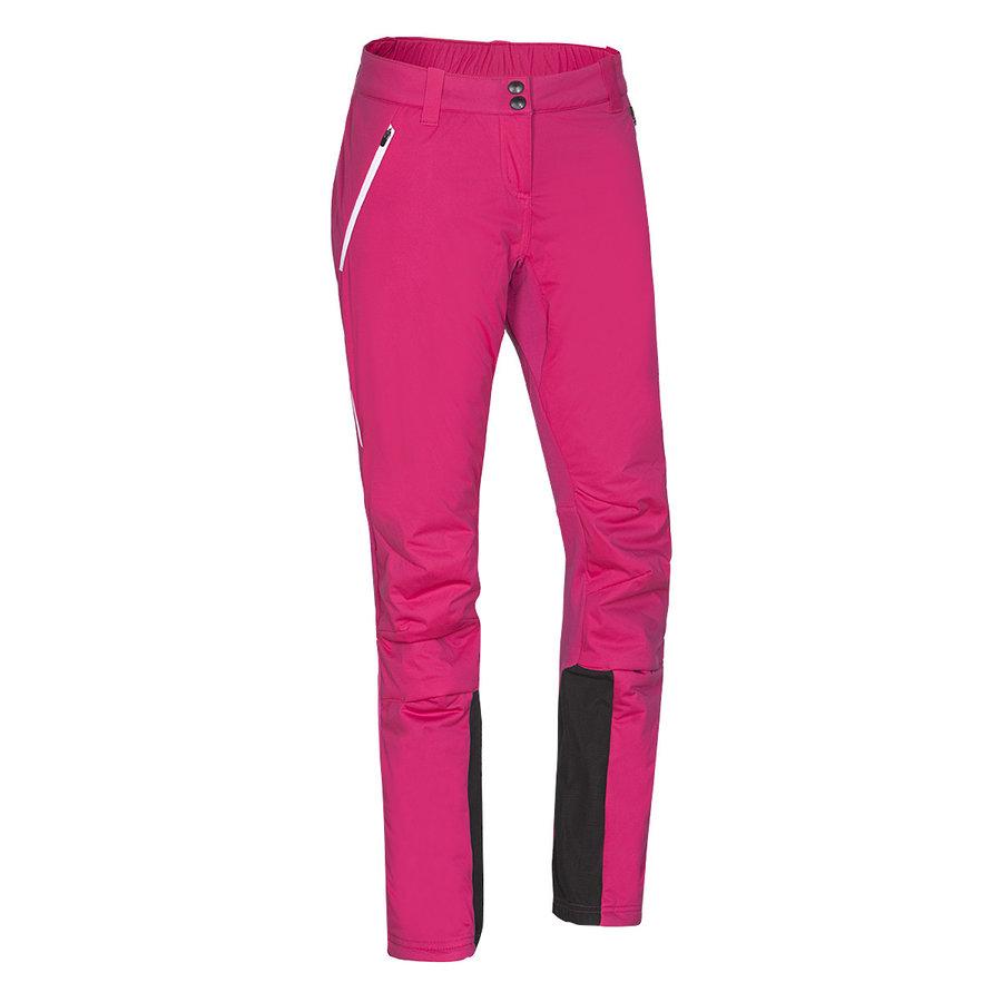 Růžové dámské kalhoty na běžky NorthFinder