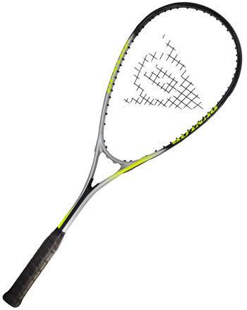 Raketa na squash - Squashová raketa Dunlop Hyper Lite Ti