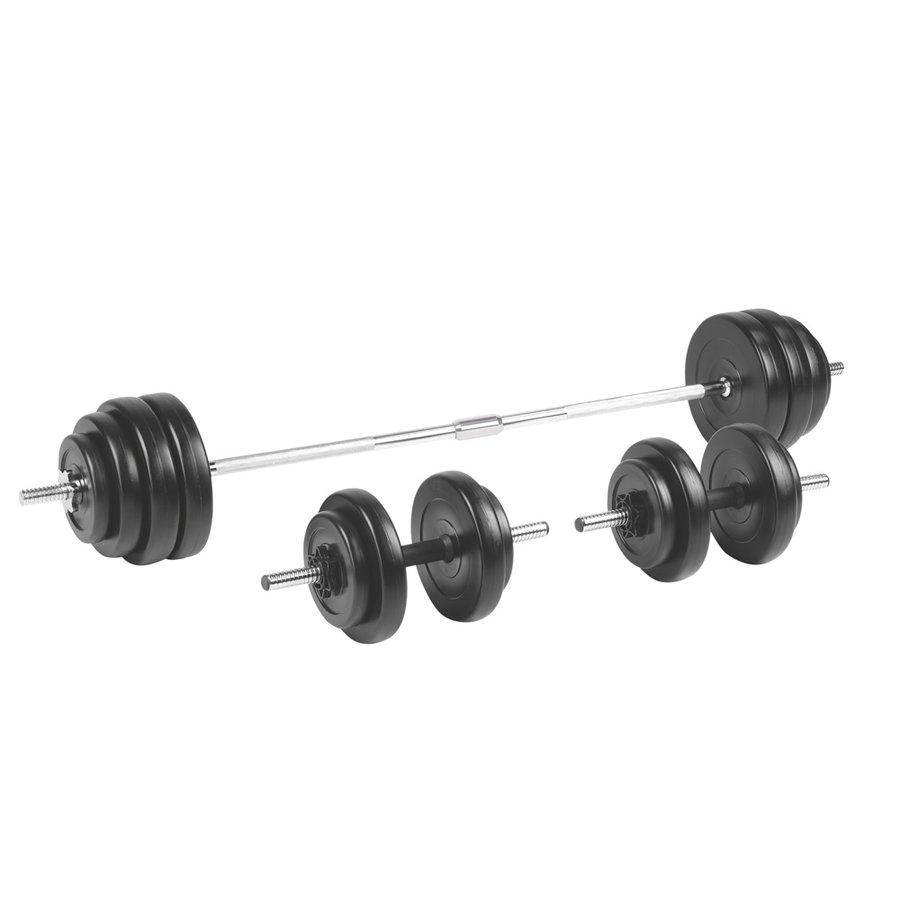 Činkový set inSPORTline - 50 kg