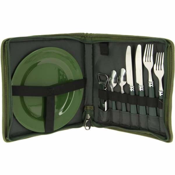 Kempingové nádobí - NGT Jídelní Sada Day Cutlery PLUS Set