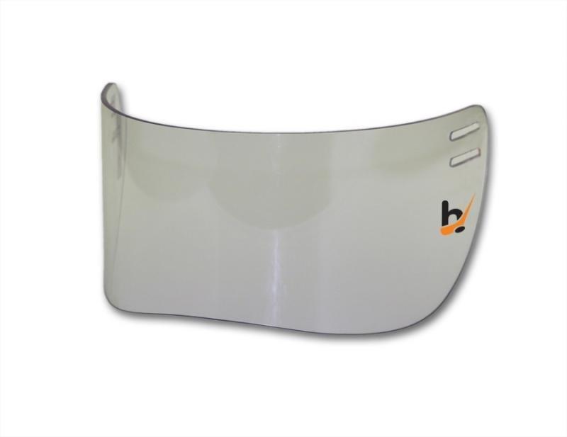 Plexi na hokejovou helmu - Hejduksport MH 020 (rovné) plexi