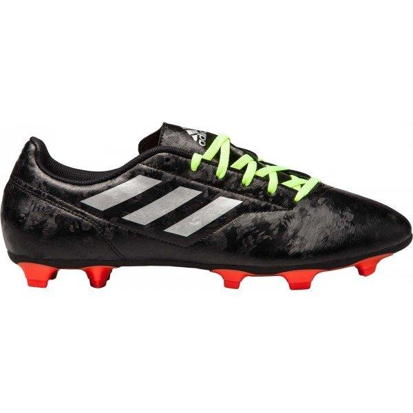 Černé pánské kopačky lisovky Adidas