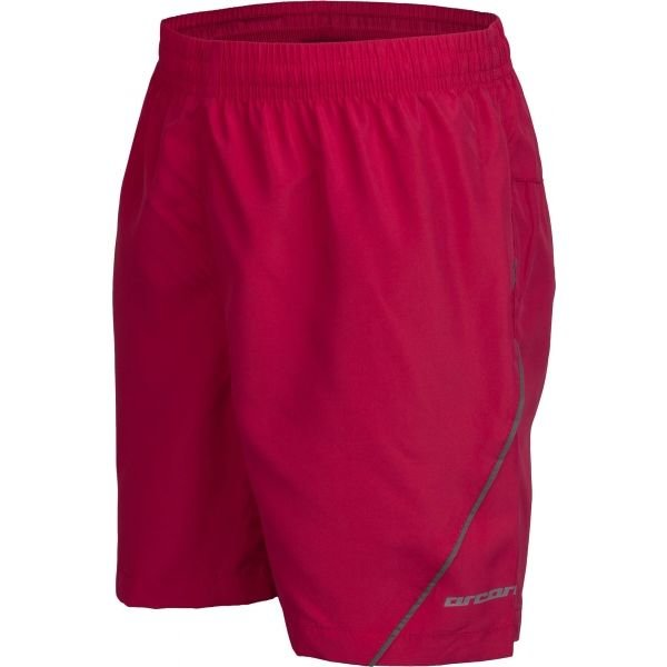 Růžové dívčí běžecké kraťasy Arcore