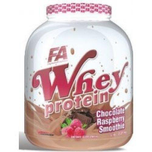 Protein - FA WHEY PROTEIN 2270g Příchuť Čokoláda
