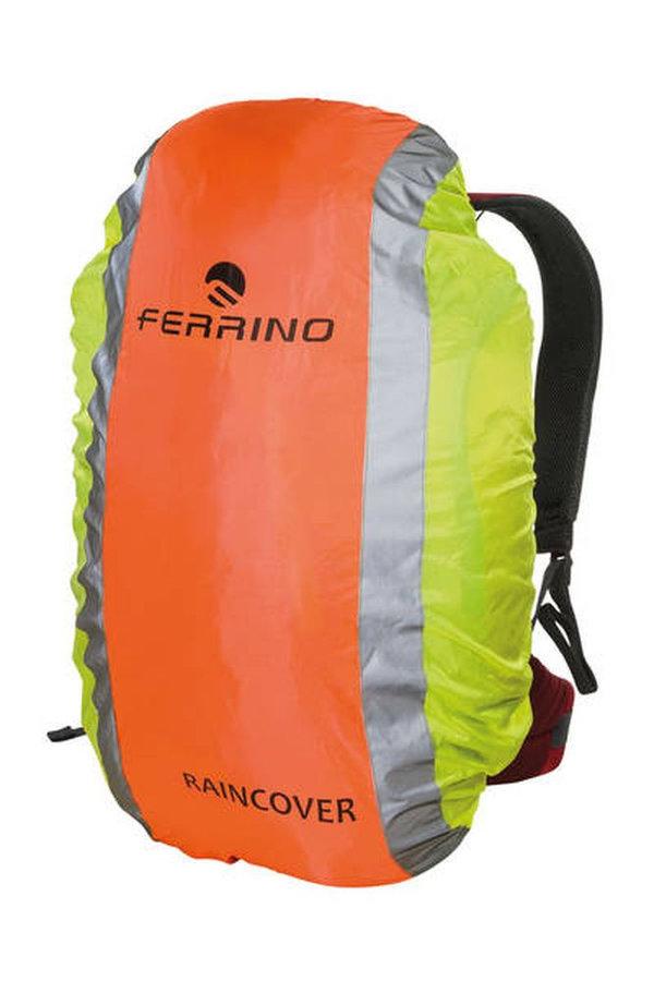 Oranžová pláštěnka na batoh Ferrino - objem 45-90 l