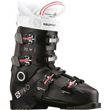 Černé dámské lyžařské boty Salomon
