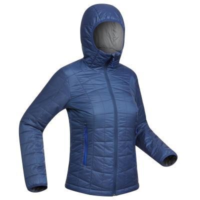 Modrá dámská bunda Forclaz