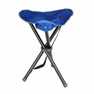 Kempingová židle Spartan - nosnost 95 kg