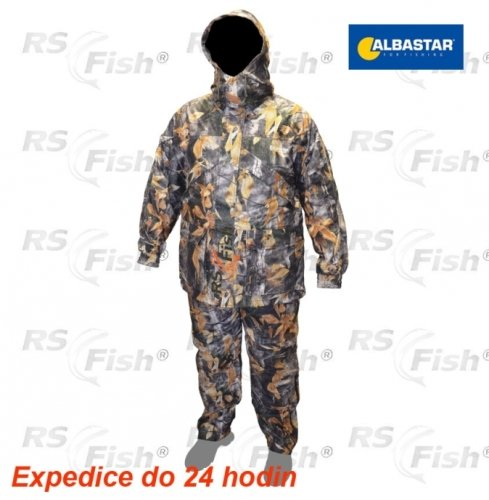 Suchý oblek - Albastar® Termo oblek Albastar Camo 3XL