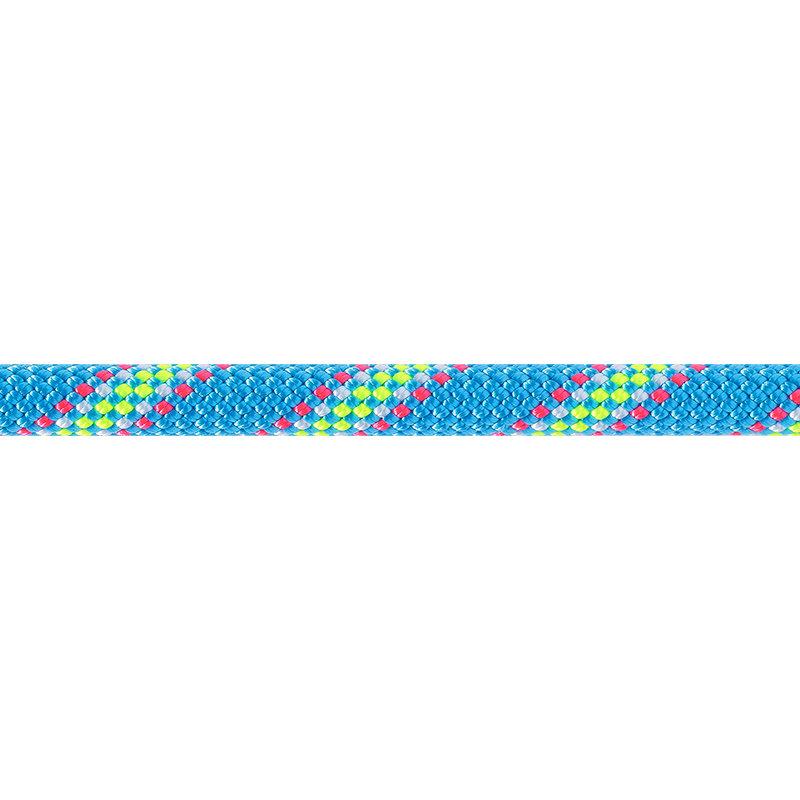Modré horolezecké lano Beal - průměr 9,5 mm