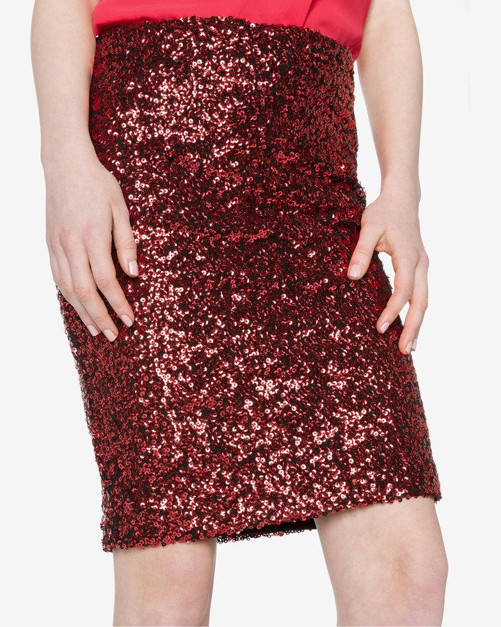 Sukně - Glamour Sukně Vero Moda