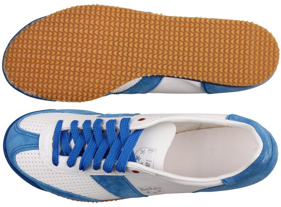 Boty na nohejbal - Botas Classic bílá-modrá EU 42