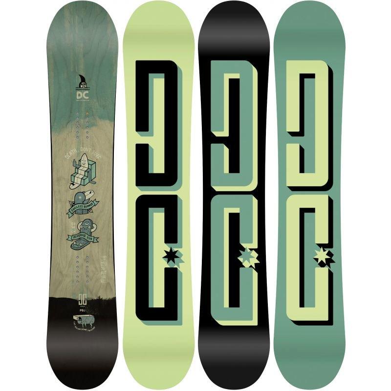 Snowboard bez vázání DC