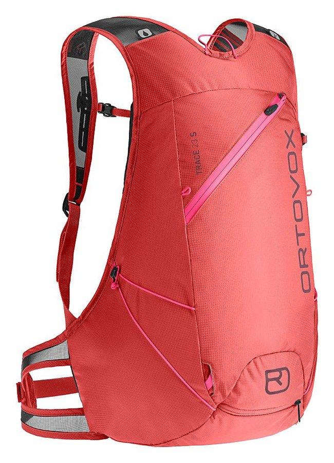 Červený skialpový batoh Ortovox - objem 23 l