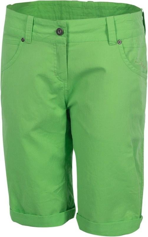 Zelené dámské kraťasy Hannah - velikost 36