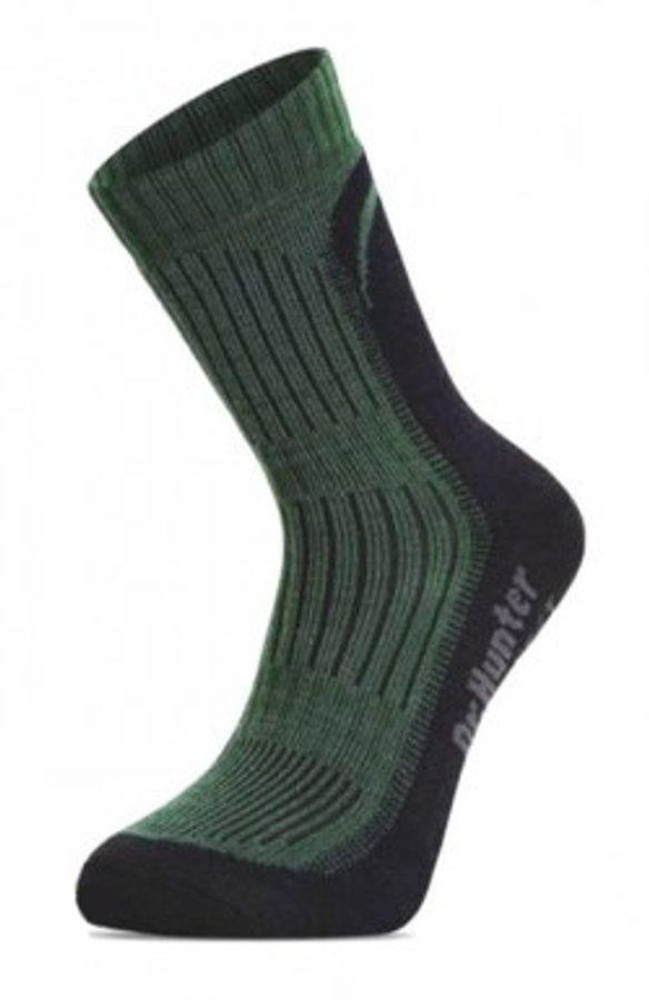 Zelené ponožky Herbst, Dr. Hunter