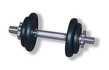 Nakládací činka NC10, FormerFit - 10 kg