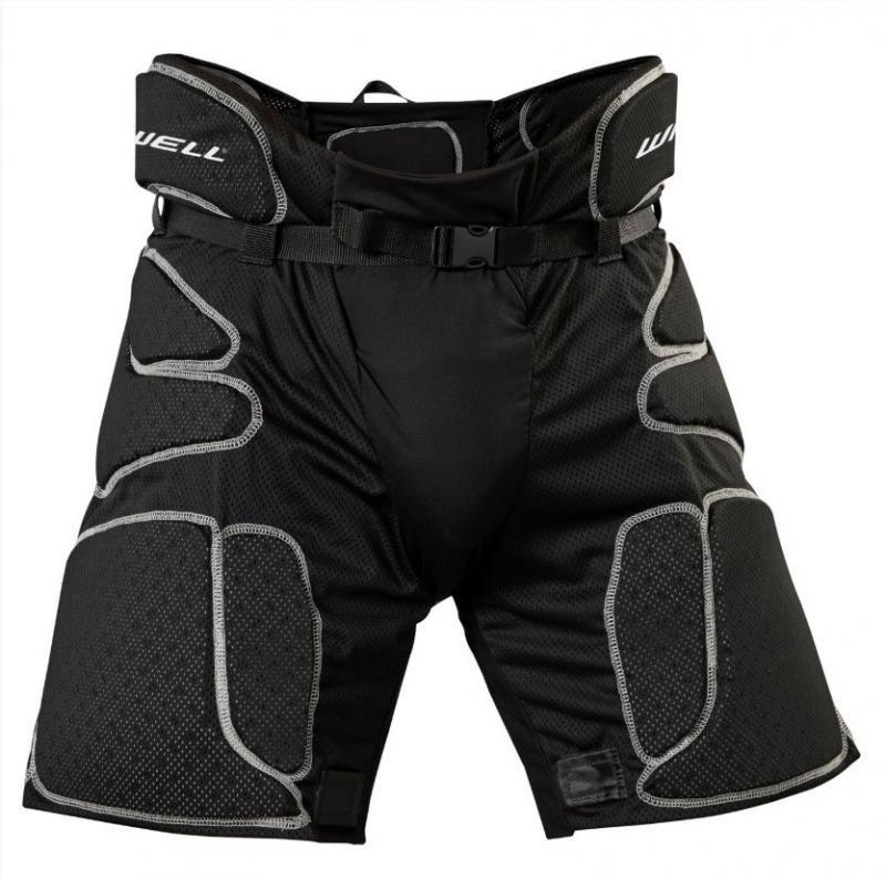 Černé hokejové kalhoty Winnwell - velikost L