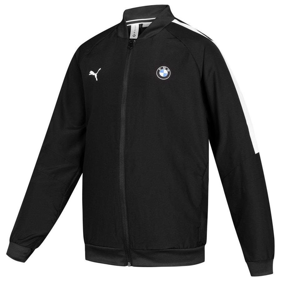 Černá dětská sportovní bunda Puma