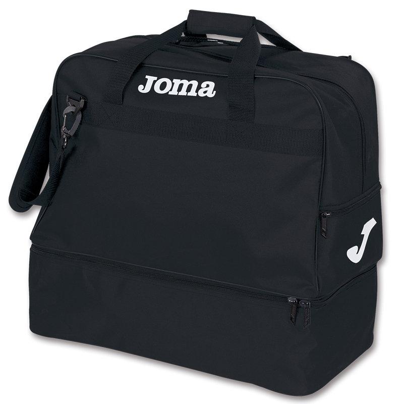 Modrá fotbalová taška s dvojitým dnem Joma - objem 90 l