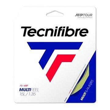 Tenisový výplet - Tecnifibre Multifeel 1,35 natural 12m(3490150070171)