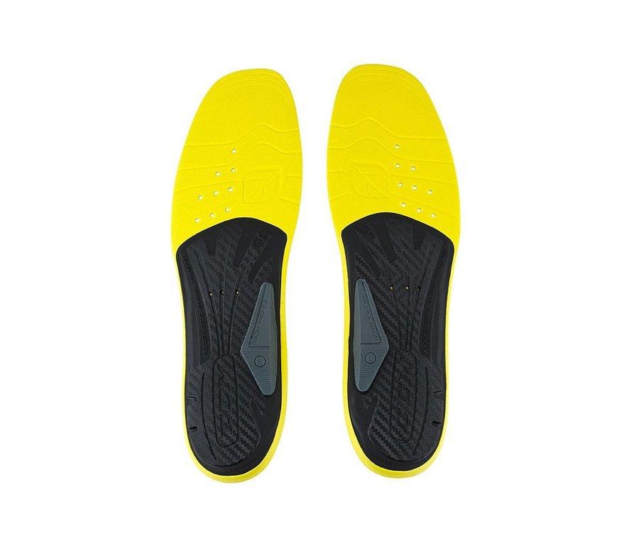 Žluté vložky do hokejových bruslí CCM - velikost L