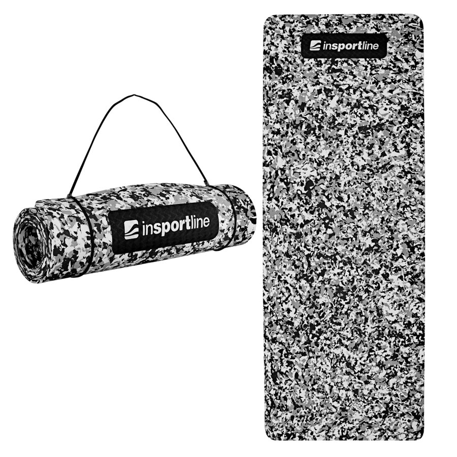 Podložka na cvičení Insportline - tloušťka 0,8 cm