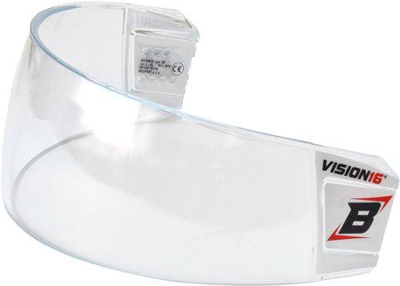 Plexi na hokejovou helmu Bosport