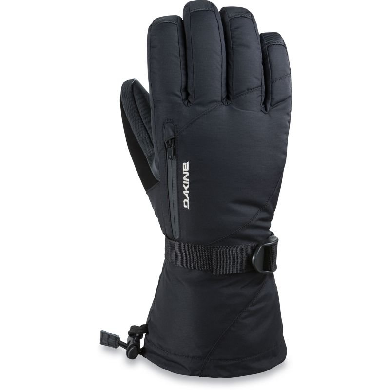 Černé zimní rukavice Dakine - velikost M