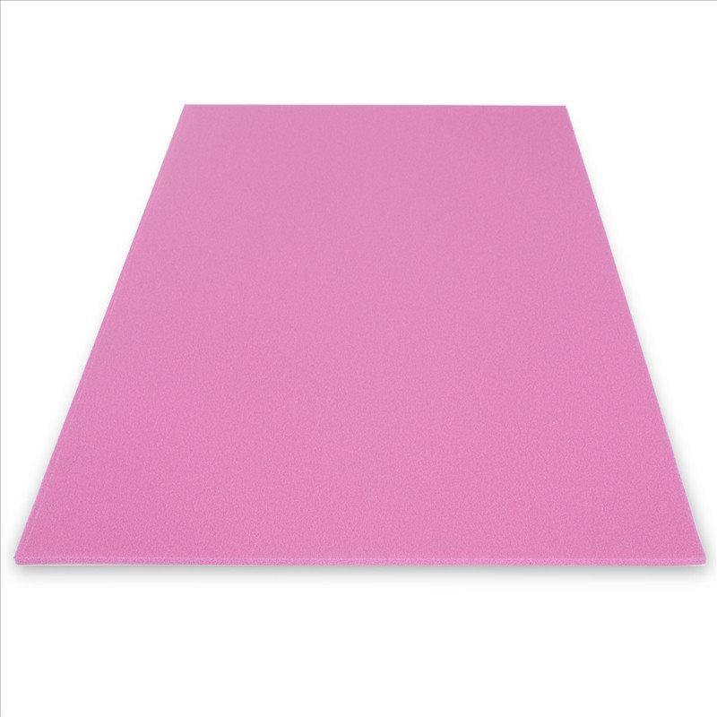 Růžová karimatka Yate - tloušťka 0,8 cm