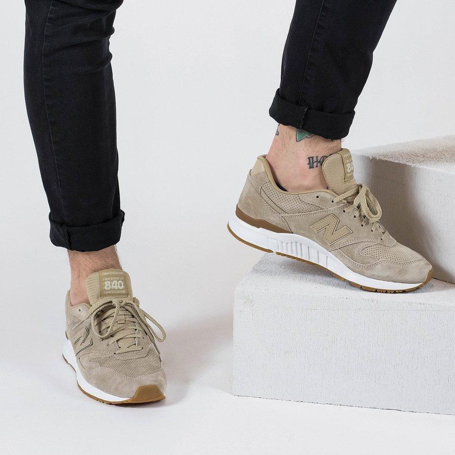 Hnědé pánské tenisky Nike