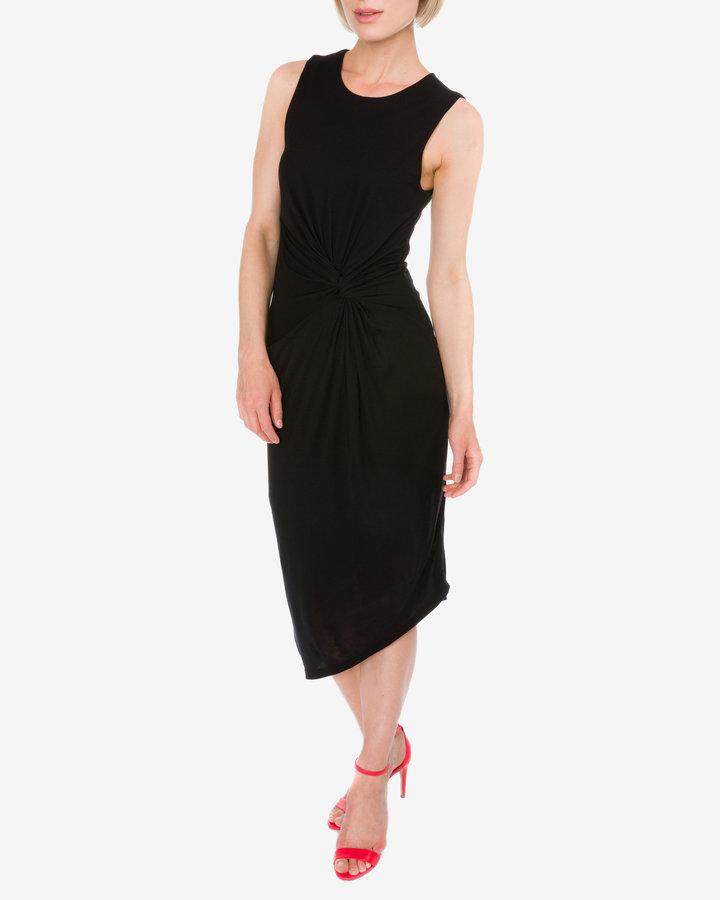 Černé dámské šaty Selected - velikost XS