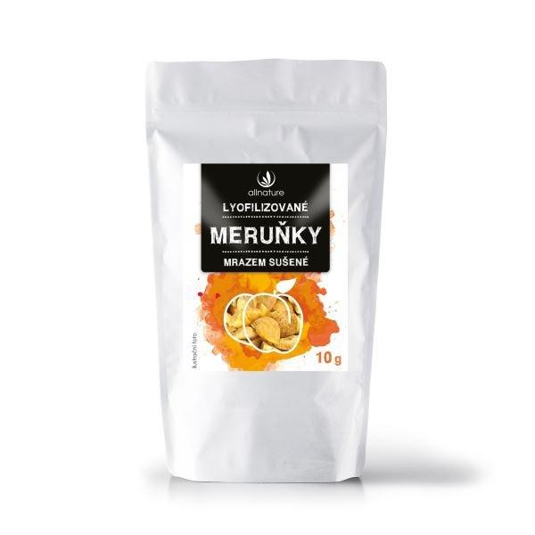 Sušené meruňky Allnature - 10 g